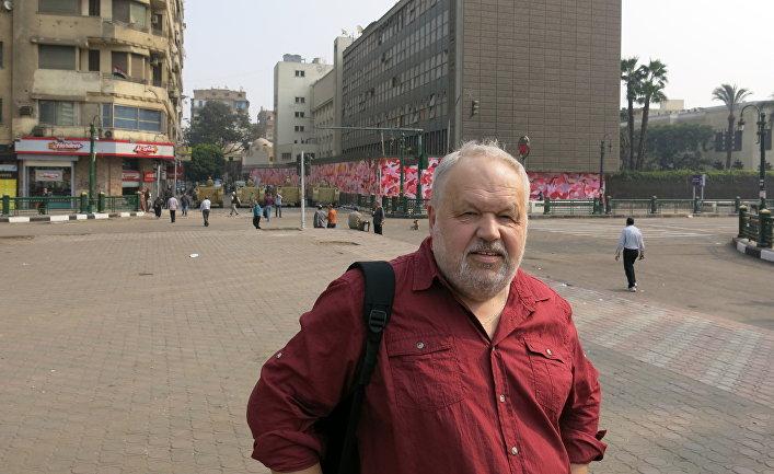 Историк-востоковед Дмитрий Добров