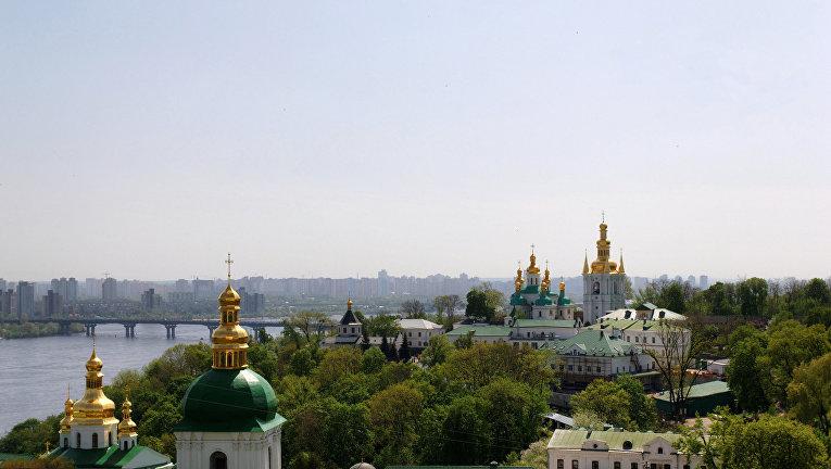 Киев. Киево-Печерская лавра