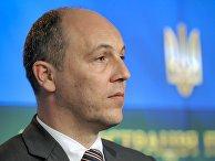 Заместитель председателя Верховной Рады Украины Андрей Парубий