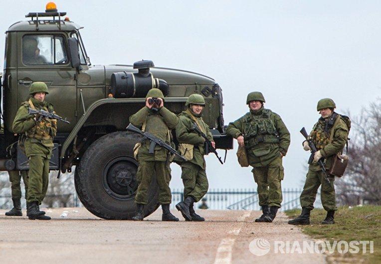 Ситуация в Севастополе