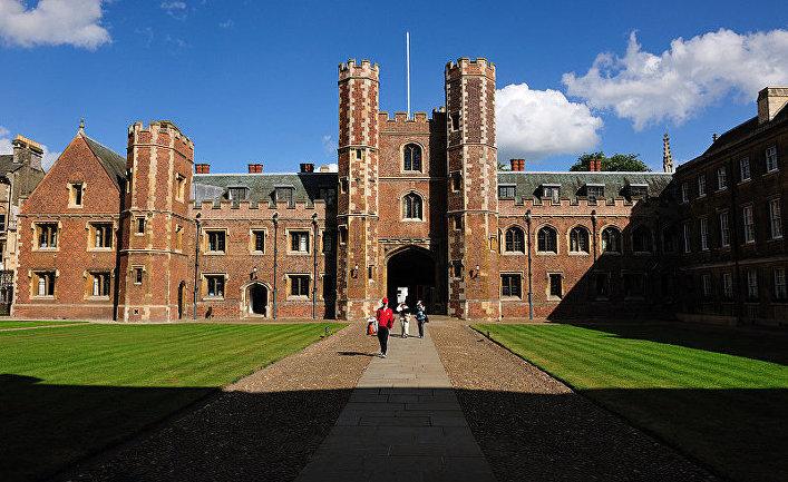 Университет в Кембридже