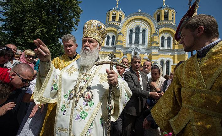 Корреспондент (Украина): можем потерять томос. Конфликт Филарета и Епифания