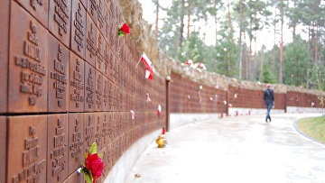 Польские захоронения в Катыни