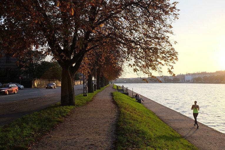 Осень в Копенгагене