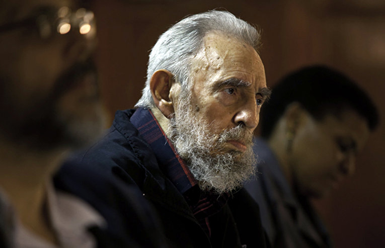 Фидель Кастро