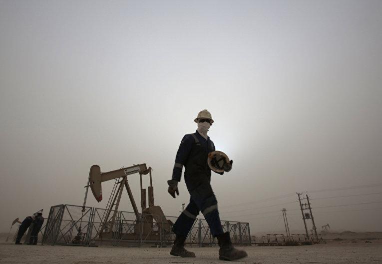 Добыча нефти в Бахрейне