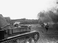Бой на Курской дуге