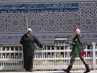 Мечеть Исламского сообщества Бостона в Кэмбридже, Массачусетс