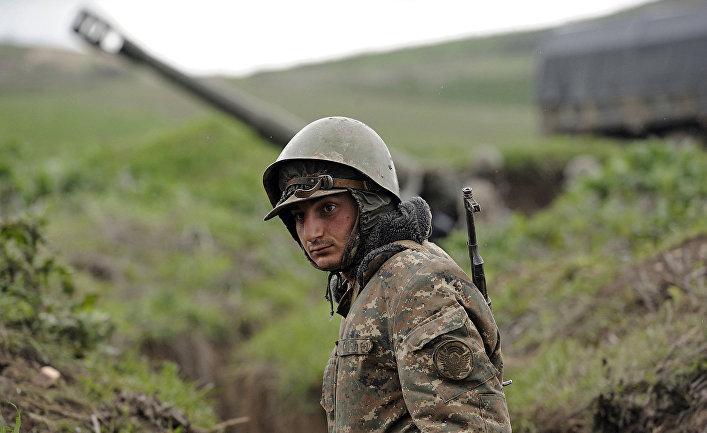Ситуация в районе села Мадагис в зоне карабахского конфликта