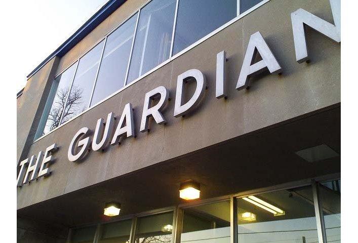 Офис газеты The Guardian
