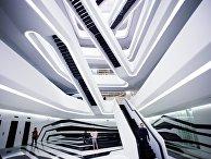 Бизнес-центр Dominion Tower британского архитектора Захи Хадид в Москве