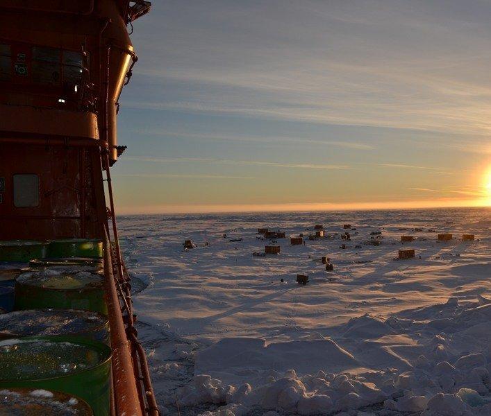 """Экспедиция """"Арктика-2012"""""""