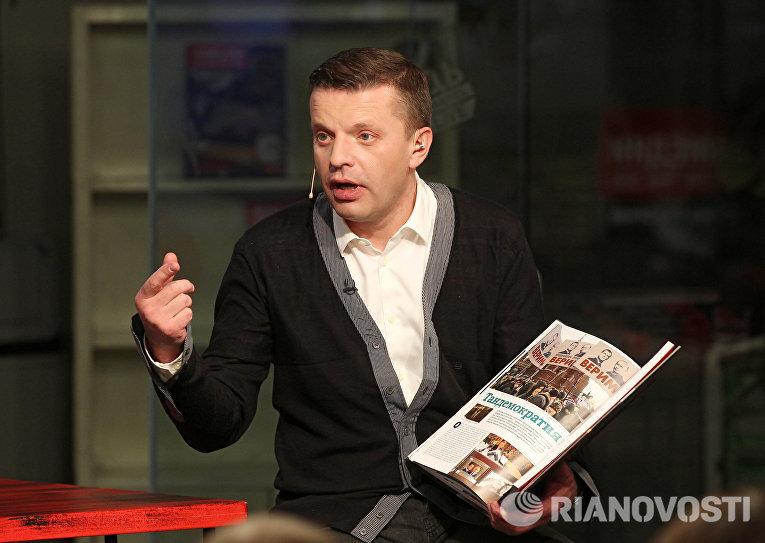 Вышел в свет шестой том книги Леонида Парфенова «Намедни»