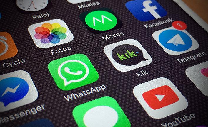 Приложения в iphone