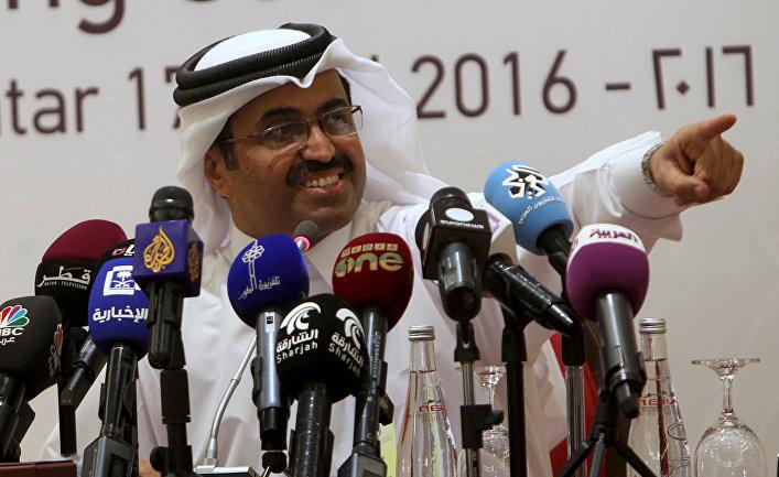 Министр энергетики Катара Мухаммед бин Салех аль-Сада