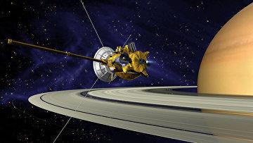 Межпланетная станция «Кассини-Гюйгенс» (Cassini Guygens)