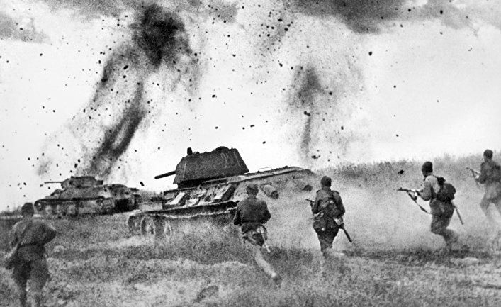 Курская дуга, 1943 год