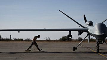 Американский беспилотник MQ-9 Reaper