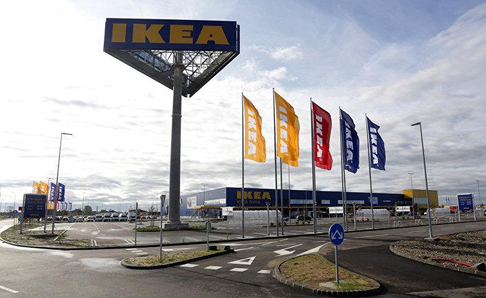 Гипермаркет «Икеа» в Хорватии