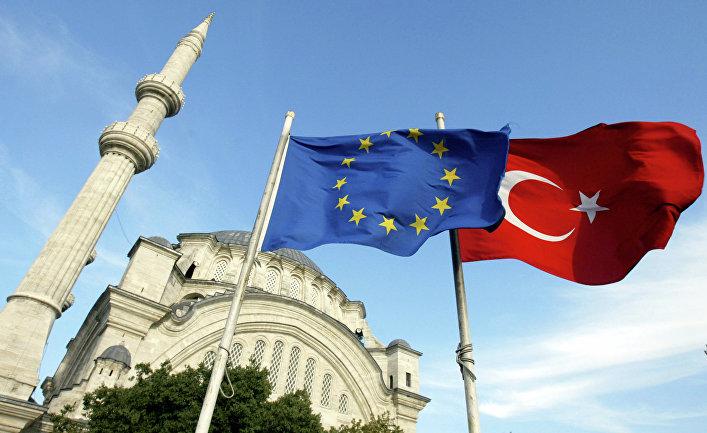 Турция член в ес