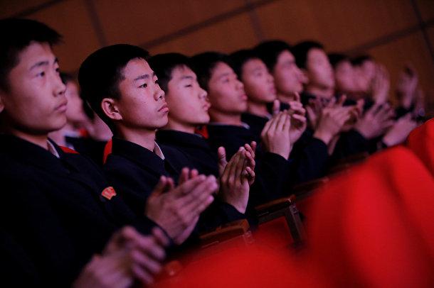 Пхеньянский детский дворец