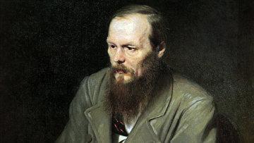 Портрет писателя Ф.М.Достоевского