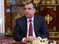 Президент Таджикистана Эмомали Рахмон