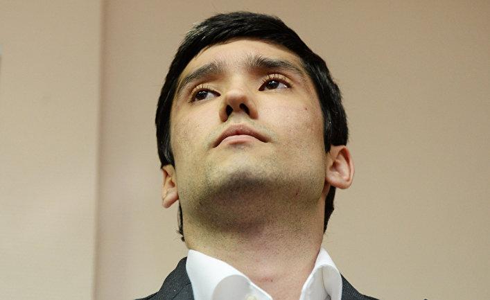Суд прекратил уголовное дело в отношении сына вице-президента ЛУКОЙЛа Руслана Шамсуарова