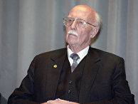 Ученый-востоковед, бывший дипломат Сергей Тихвинский на церемонии вручения премии «Триумф»