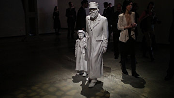 Открытие Российско-еврейского музея толерантности в Москве