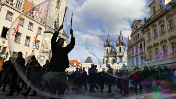 Старый город в Праге, Чехия