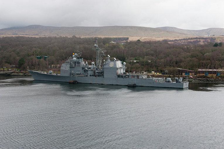 Военно-морсква база Великобритании «Фаслэйн»