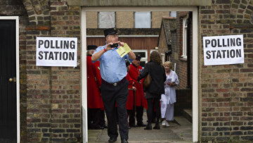 Референдум в Британии по сохранению членства в ЕС