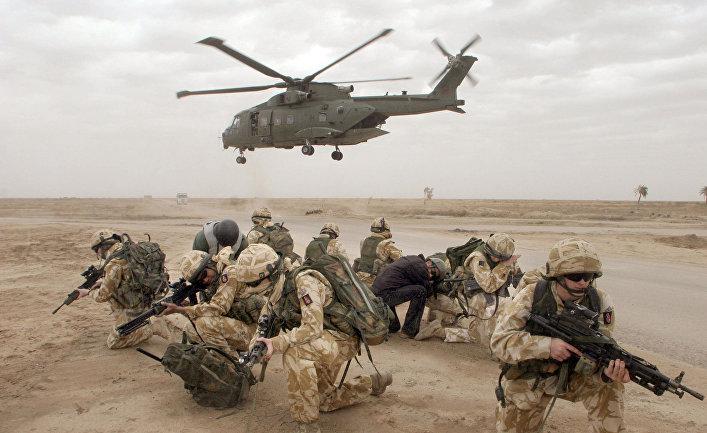 Война в ираке реферат 928