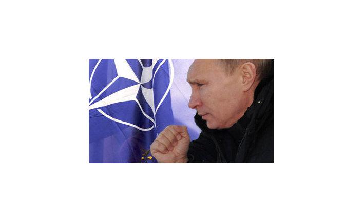 Путин и НАТО
