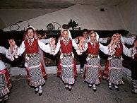 Старинный болгарский свадебный обряд