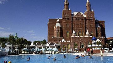 Отель в Антальи, Турция