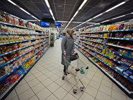 Работа супермаркета «Перекресток»