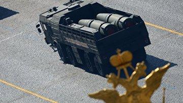 Оперативно-тактический ракетный комплекс ПУ «Искандер-М»