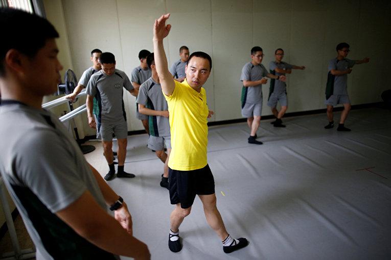 Солдаты в балете