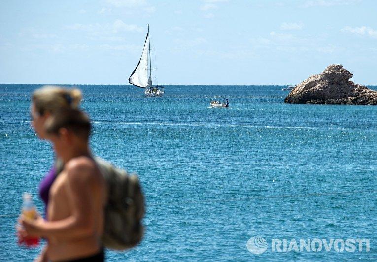 Летний отдых в Балаклаве в Крыму