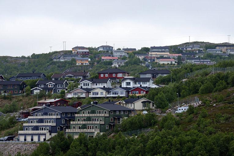 Киркенес, Норвегия