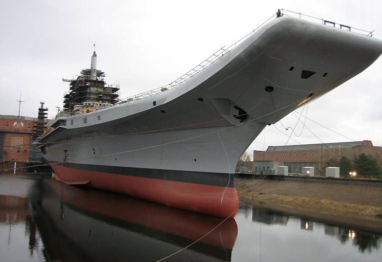 Крейсер «Адмирал Горшков»