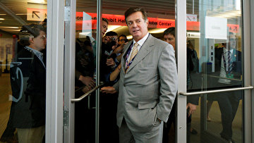 Руководитель избирательной кампании кандидата в президенты от республиканцев Дональда Трампа Пол Манафорт