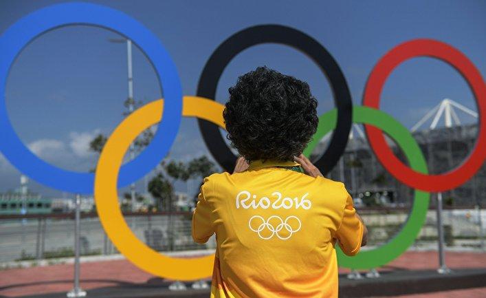 Олимпийский парк в Рио-де-Жанейро