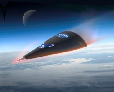 Гиперзвуковой аппарат HTV-2 (Hypersonic Technology Vehicle-2)