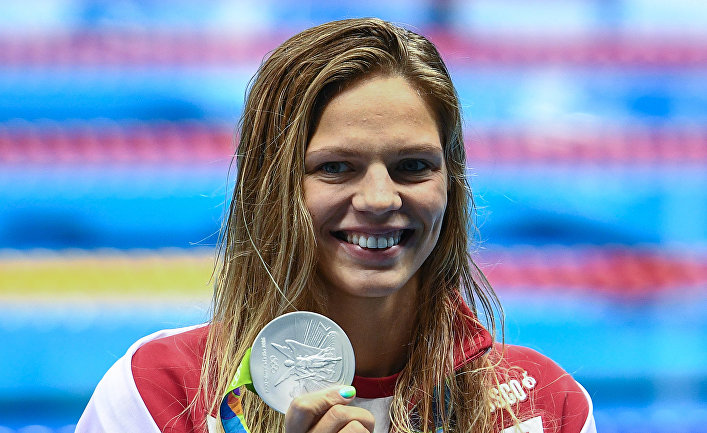 Олимпиада 2016. Плавание. Шестой день