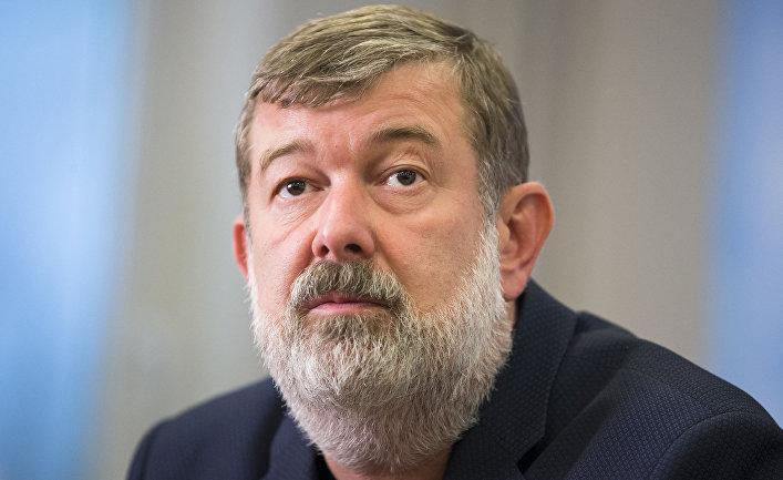 Кандидат от Партии народной свободы (ПАРНАС) Вячеслав Мальцев