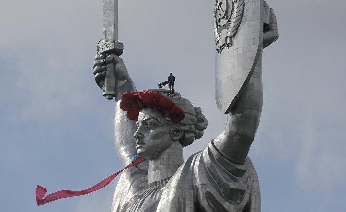 Памятник «Родина-мать» в Киеве