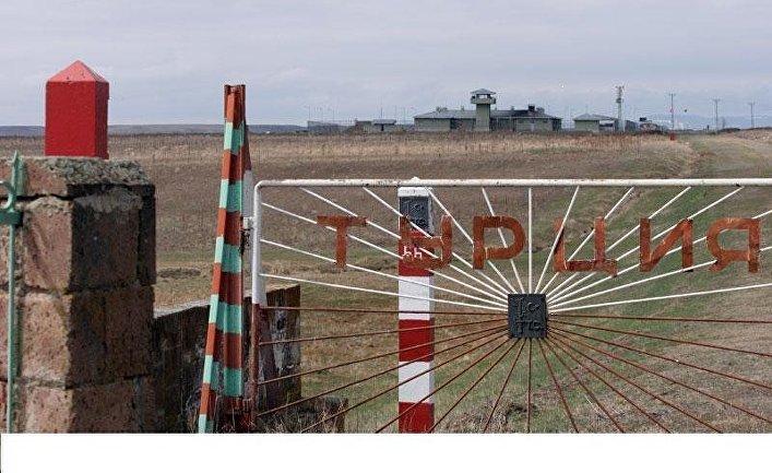 армяно турецкая граница